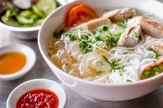 Khám phá bún sứa đặc sản Nha Trang khiến chị em mê mẩn - Ảnh 9.