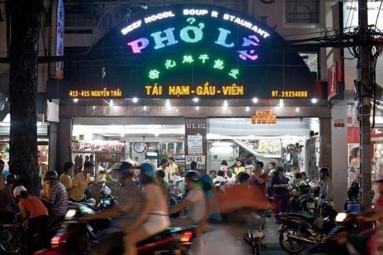 8 quán phở nổi bật nhất ở Việt Nam - Ảnh 9.