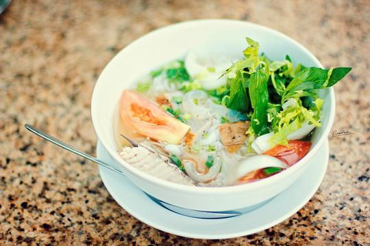 Khám phá bún sứa đặc sản Nha Trang khiến chị em mê mẩn - Ảnh 10.