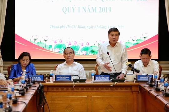 Bí thư Thành ủy TP HCM: Chính quyền mạnh là phải biết lo lắng, biết sợ khi người dân không hài lòng - Ảnh 2.