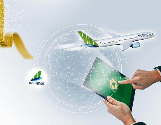 OCB triển khai cổng thanh toán trực tuyến cho Bamboo Airways - Ảnh 2.