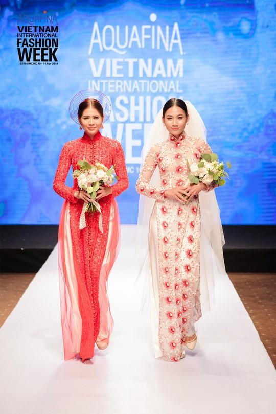 Tuần lễ thời trang Việt Nam quốc tế 2019: Kiến tạo tương lai - Ảnh 3.