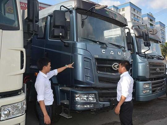 Ôtô Trung Quốc hết làm mưa làm gió ở Việt Nam - Ảnh 1.