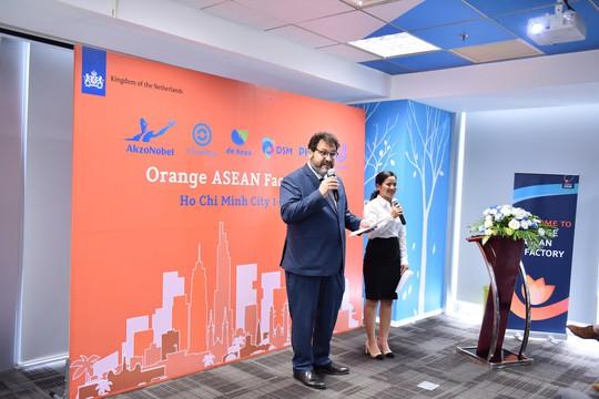 AkzoNobel đồng tổ chức chương trình Orange ASEAN Factory - Ảnh 1.