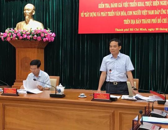 Phó Bí thư Thường trực Thành ủy TP HCM Trần Lưu Quang nói về ma túy ở TP - ảnh 1