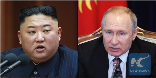 Điện Kremlin lý giải việc không tiết lộ lịch trình cuộc gặp Nga-Triều Tiên - Ảnh 1.