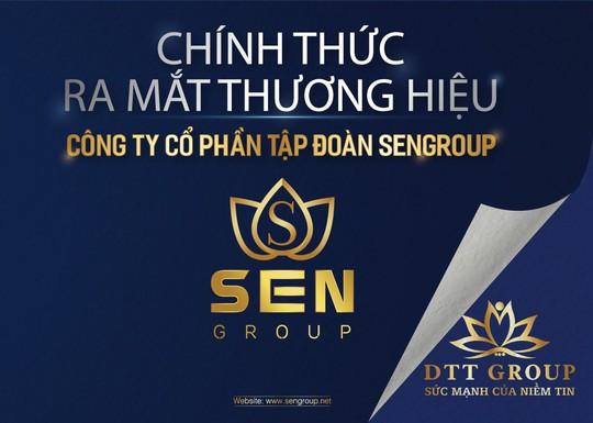 Ra mắt thương hiệu SENGROUP - Ảnh 1.