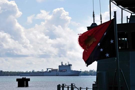 Tàu nghiên cứu Trung Quốc khiến Úc, Mỹ lo lắng - ảnh 1