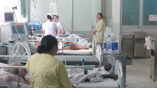 Bệnh viện Nhân Dân 115 trị đột quỵ thần tốc - ảnh 1
