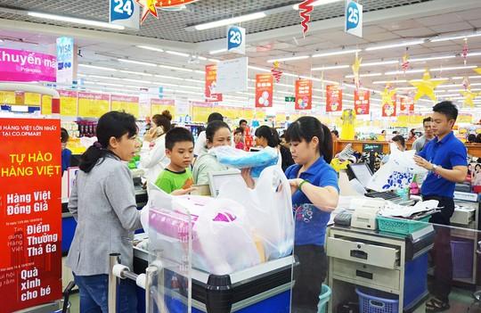 30 năm, doanh thu của Saigon Co.op tăng hơn 30.000 lần