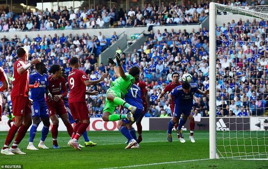 Liverpool đòi lại ngôi đầu bảng, Arsenal thua thảm sân nhà - Ảnh 3.