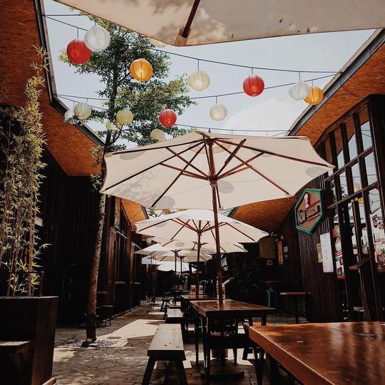 Lạc lối Chieng Mai phiên bản mini ngay tại Sài Gòn-TP HCM - Ảnh 3.
