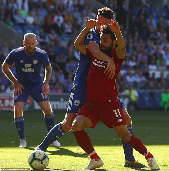 Liverpool đòi lại ngôi đầu bảng, Arsenal thua thảm sân nhà - Ảnh 5.