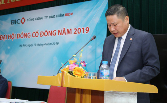 BIC tổ chức Đại hội đồng cổ đông thường niên năm 2019 - Ảnh 1.