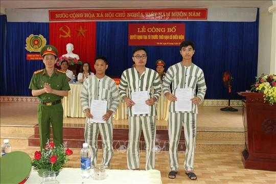 Cựu nhà báo Lê Duy Phong được tha tù trước thời hạn hơn 1 năm - Ảnh 1.