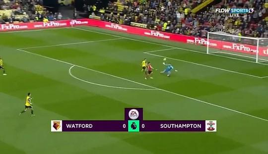 7 giây cho bàn thắng nhanh nhất lịch sử Giải Ngoại hạng Anh - Ảnh 2.
