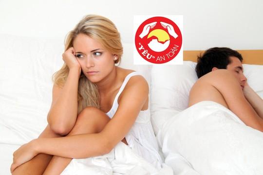 Vợ giận hờn vì chồng bỗng dưng lảng tránh chuyện ấy - Ảnh 1.