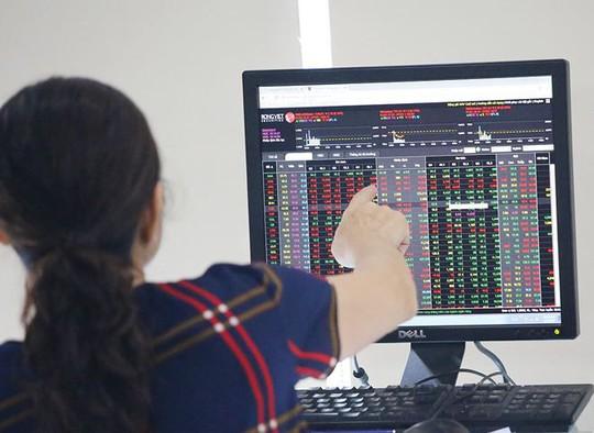 Rủi ro lớn dần theo đà tăng của cổ phiếu nhỏ - Ảnh 1.
