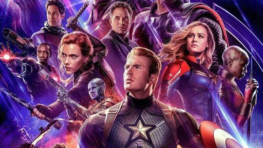 """""""Avengers: Endgame"""": Bi tráng và cảm xúc! - Ảnh 1."""