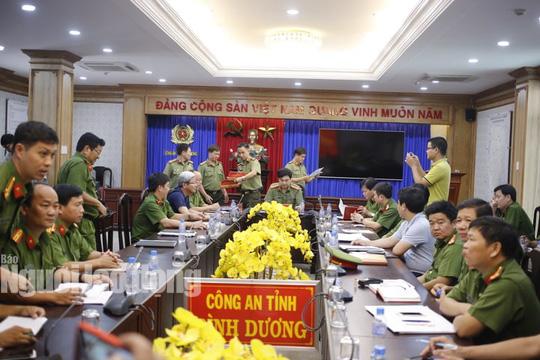 Nghi pham vu tham sat o Binh Duong nghien ma tuy me co bac