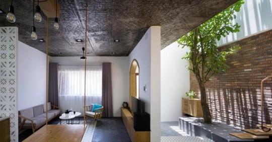 Ngôi nhà mang phong cách nhiệt đới giữa lòng Đà Nẵng - Ảnh 12.