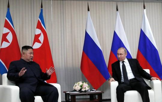 Nga cam kết hỗ trợ hòa giải trên bán đảo Triều Tiên - Ảnh 1.