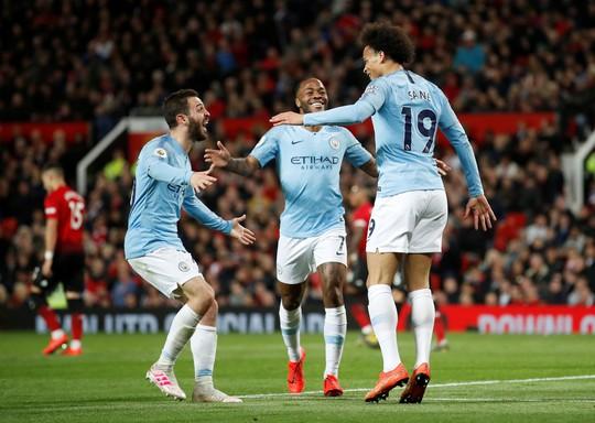 Hạ gục Man United trận derby, Man City tiến sát ngôi vô địch - Ảnh 6.