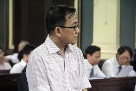Vu khu dat vang o duong Ho Tung Mau (TP HCM) Tuyen phat cuu tong giam doc Upexim tu chung than