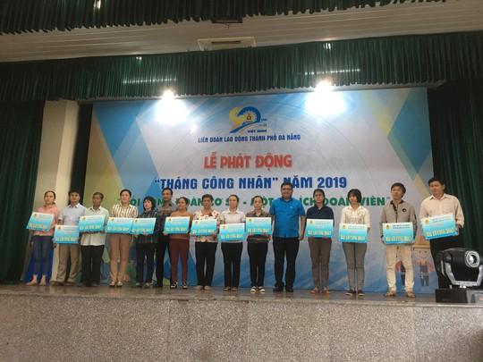 Đà Nẵng trao 30 mái ấm công đoàn trị giá hơn 700 triệu đồng - Ảnh 2.