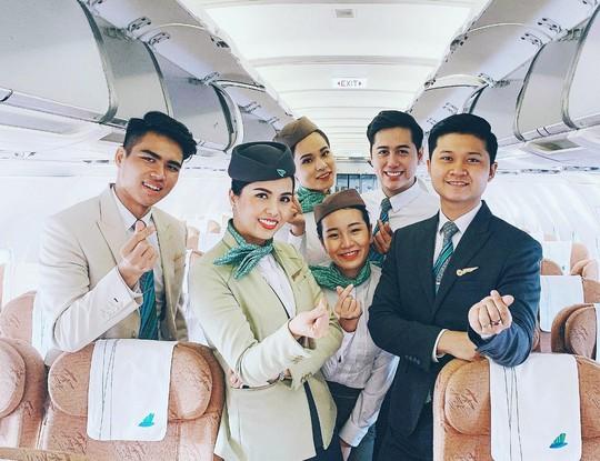 Những hình ảnh đẹp của Phi đoàn hạnh phúc Bamboo Airways - Ảnh 11.