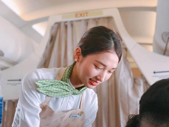 Những hình ảnh đẹp của Phi đoàn hạnh phúc Bamboo Airways - Ảnh 3.