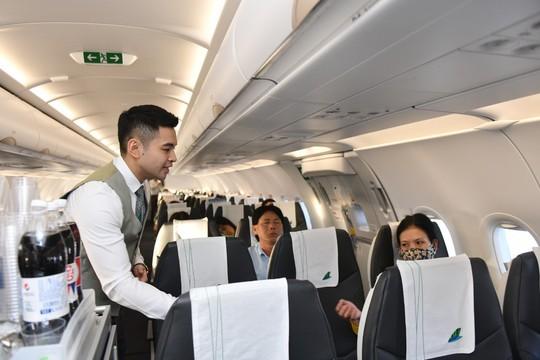 Những hình ảnh đẹp của Phi đoàn hạnh phúc Bamboo Airways - Ảnh 5.