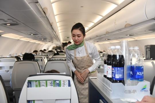Những hình ảnh đẹp của Phi đoàn hạnh phúc Bamboo Airways - Ảnh 4.