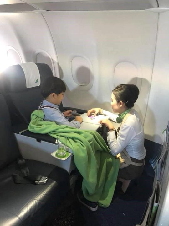 Những hình ảnh đẹp của Phi đoàn hạnh phúc Bamboo Airways - Ảnh 6.