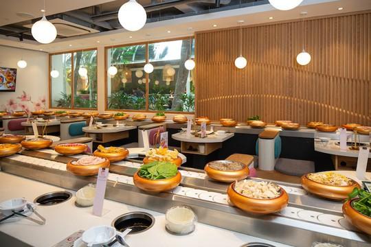 Ra mắt Đào Hoa – mô hình Buffet lẩu Đài Loan chạy chuyền all in one - Ảnh 7.