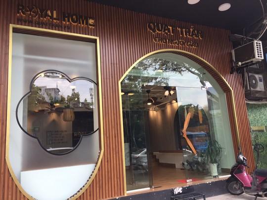 Nhiều cửa hàng độc lạ, dành cho người giàu ở TP HCM