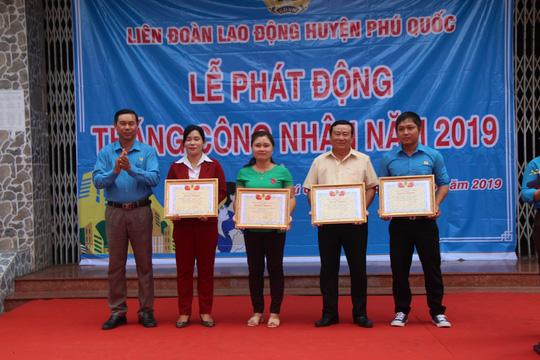 LĐLĐ huyện Phú Quốc: Ký thỏa thuận hợp tác chăm lo cho đoàn viên - Ảnh 4.