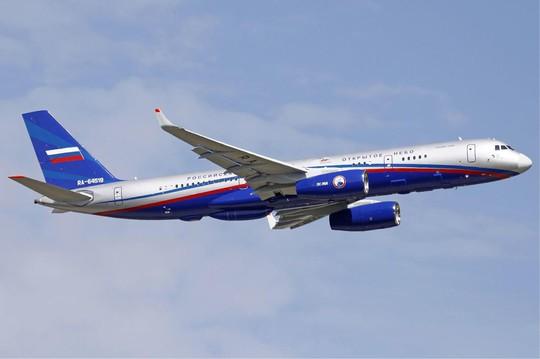 Máy bay trinh sát Nga lướt qua hai phòng thí nghiệm hạt nhân Mỹ - Ảnh 1.