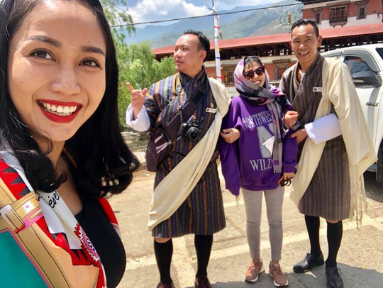 Diễn viên Mai Phương được Ốc Thanh Vân đưa đi Bhutan du lịch - Ảnh 8.