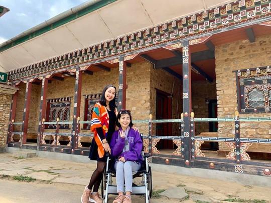 Diễn viên Mai Phương được Ốc Thanh Vân đưa đi Bhutan du lịch - Ảnh 4.