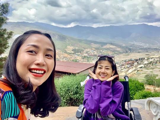 Diễn viên Mai Phương được Ốc Thanh Vân đưa đi Bhutan du lịch - Ảnh 5.