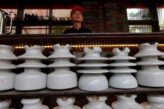 Độc lạ quán cà phê giàn giáo, khách tò mò ở TP HCM - Ảnh 12.