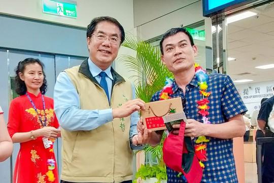 Chào đón những chuyến bay đầu tiên của Bamboo Airways đến Đài Loan - Ảnh 2.