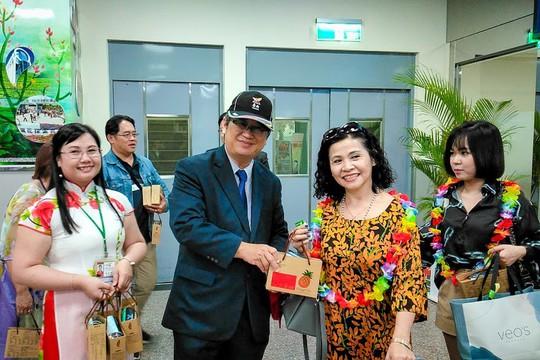 Chào đón những chuyến bay đầu tiên của Bamboo Airways đến Đài Loan - Ảnh 3.