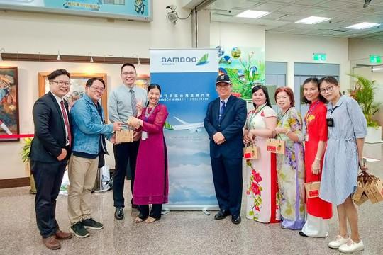 Chào đón những chuyến bay đầu tiên của Bamboo Airways đến Đài Loan - Ảnh 5.