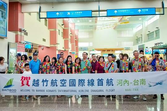 Chào đón những chuyến bay đầu tiên của Bamboo Airways đến Đài Loan - Ảnh 6.