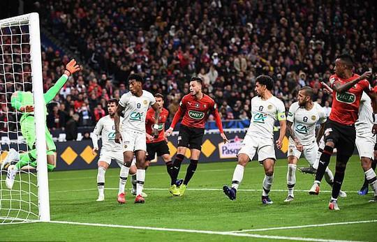 Neymar tái xuất, Mbappe nhận thẻ đỏ, PSG mất cúp - Ảnh 3.