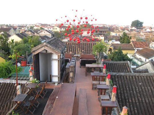 5 quán cà phê có góc nhìn Hội An từ trên cao - Ảnh 3.