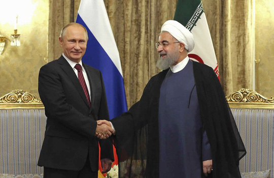 Iran và Nga sắp tập trận hải quân chung - Ảnh 2.
