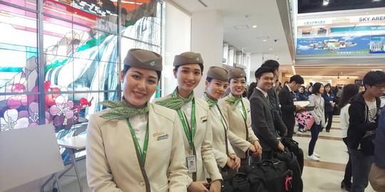 Bamboo Airways đưa những vị khách đầu tiên đến Nhật Bản - Ảnh 5.